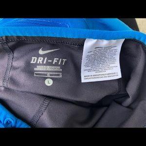 Nike Skirts - Nike Blue Dri-Fit Tennis Skirt, Large